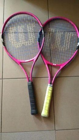 Dziecięce rakiety tenisowe WILSON
