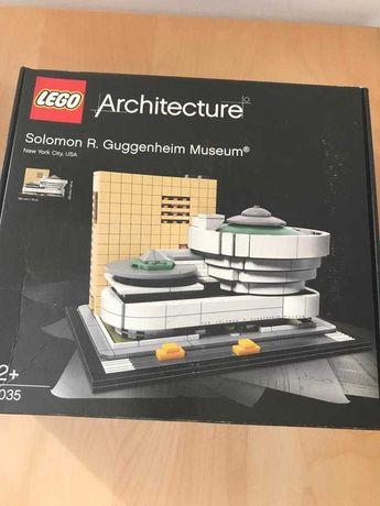 Lego Architecture Museu Guggenheim/Guggenheim Museum 21035
