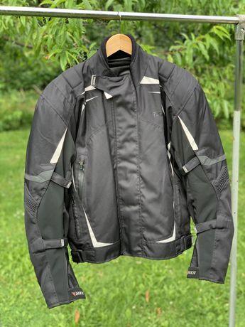 Nowa kurtka motocyklowa SECA rozmiar M ochraniacze,podpinka,wentylacja