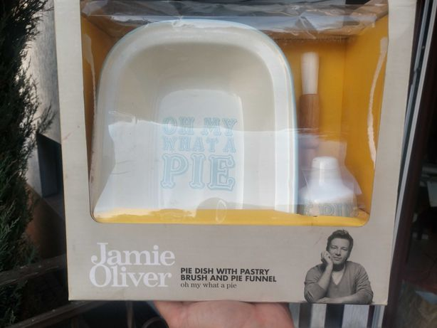 Nowy zestaw do ciasta Jamie Olivera