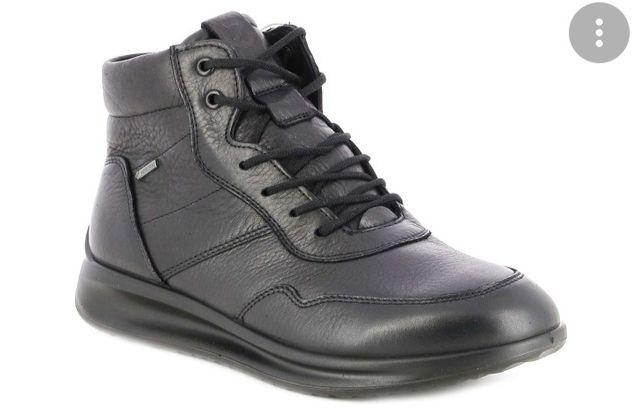Ботинки черевики Ecco Aquet, Gore-Tex, р.38