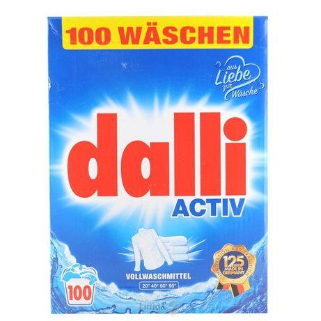 Dalli Activ Vollwaschmittel 6,5 kg 100 prań - Uniwersalny proszek do p