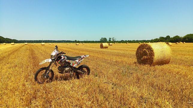 Продам питбайк - эндуро Geon x ride 140cc Торг!