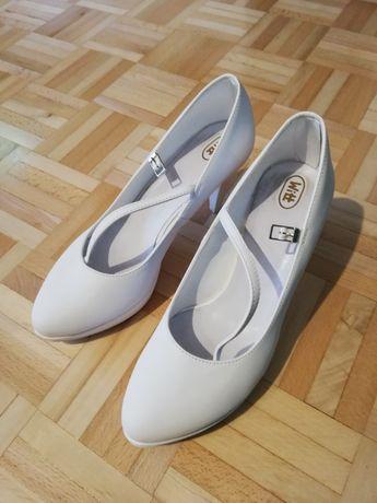 Buty ślubne firmy Witt