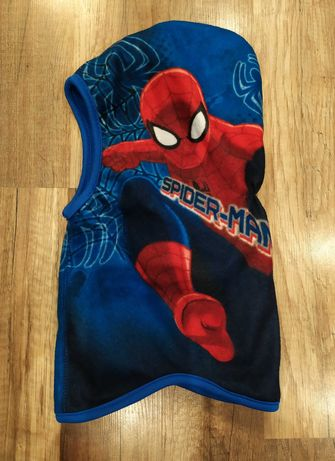 Czapka - kominiarka Spiderman 2-3 lata