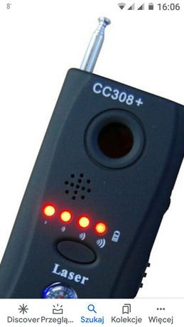 Podsłuch kamera GPS