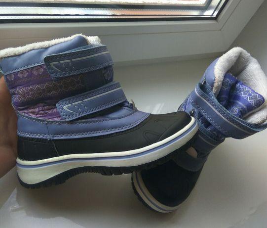Сапоги ботинки зимние демисезонные Lupilu