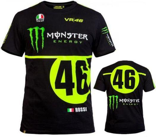 T-shirt Valentino Rossi - VR46 - Novo e embalados