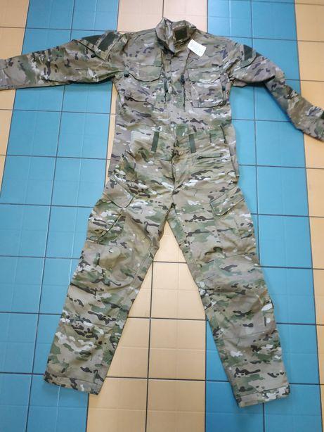 Bluza od Kombinezonu ćwiczebnego multicam camogrom spec callida