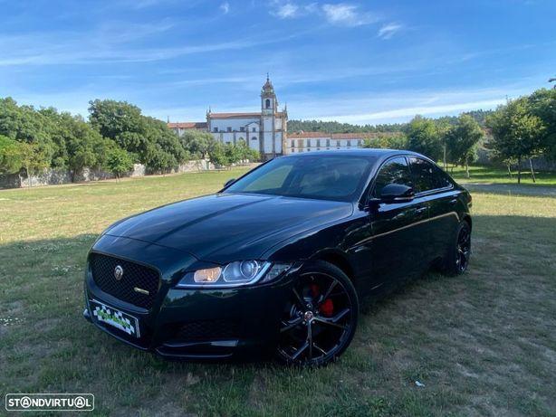 Jaguar XF 2.0 D R-Sport
