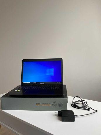 Ноутбук Asus X756UQ (X756UQ-T4255D) Dark Brown