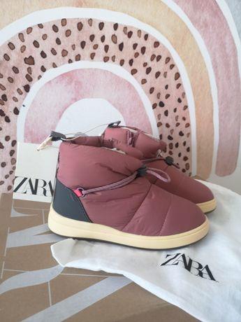 Ботинки Zara next mango