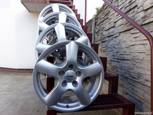 Felgi Alufelgi 18 Audi Q7 VW Touareg 5x130 8,5Jx18H2 ET56 Jak nowe!