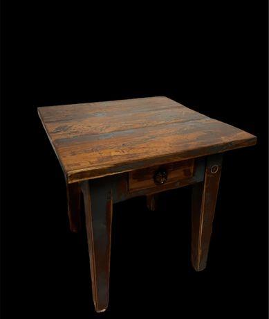Meblownia kolonialny drewniany stół nr36