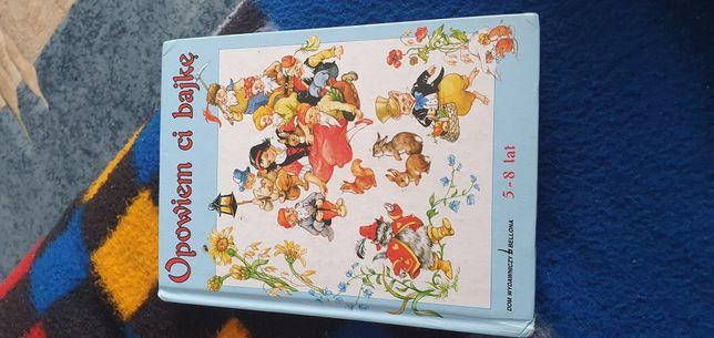 Książka dla dzieci OPOWIEM CI BAJKĘ