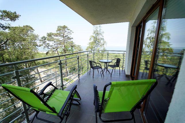 Apartament z widokiem na morze Dziwnówek WOLNE 24.06-7.07!!!