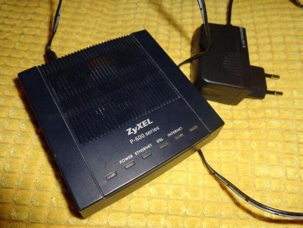 Sprzedam modem ZyXEL P-600