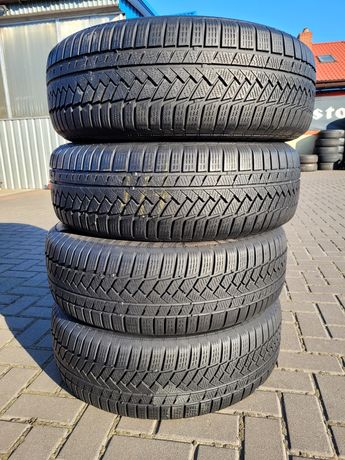Komplet Opon Zimowych CONTINENTAL WINTER CONTACT 225/65 R17 6mm Dot 16
