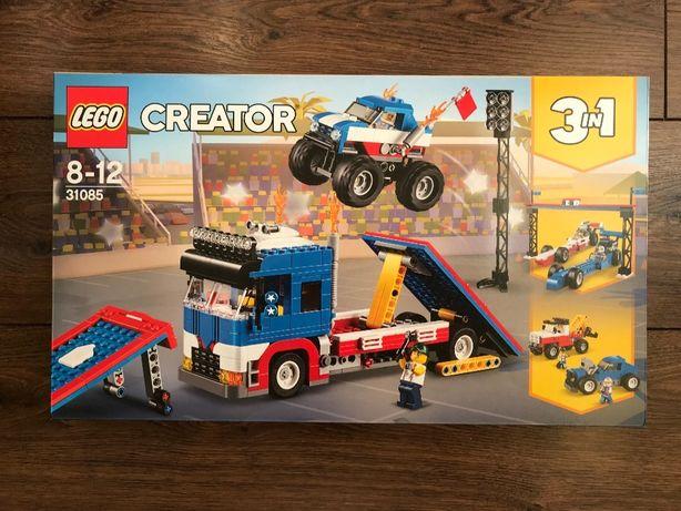 LEGO Creator 31085 Pokaz kaskaderski - NOWE