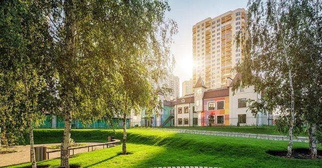 Отличная 2-комнатная квартира ЖК Лесной Квартал, 70 м2