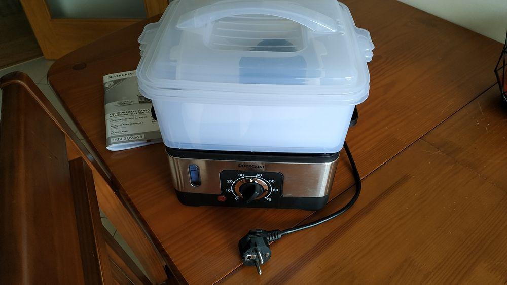 Máquina de cozinhar a vapor (troco por iogurteira) Viana Do Castelo (Santa Maria Maior E Monserrate) E Meadela - imagem 1