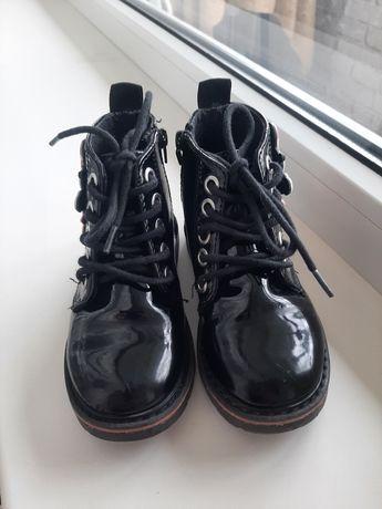 Ботинки сапоги Zara zara