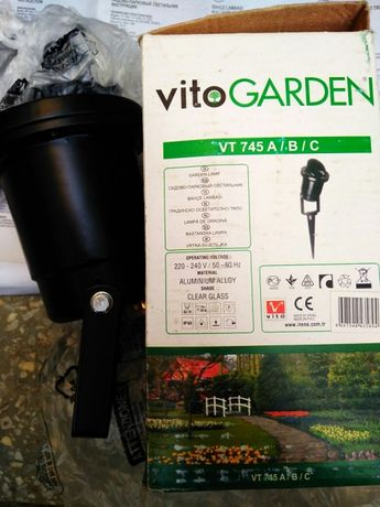 Ліхтар ландшафтний VITOGARDEN VT745