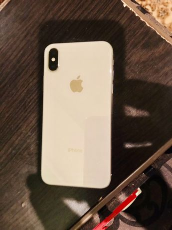 Iphone X256 r-sim + apple watch 3