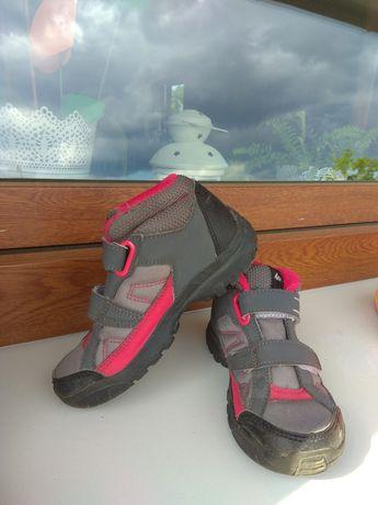 Buty trekkingowe dla dziewczynki Quechua rozm. 25 (24)