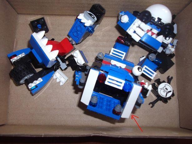 Klocki LEGO Mixels Busto 41555