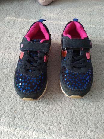Buty sportowe dziewczęce