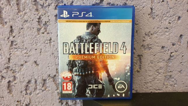 Battlefield 4 / PS4 / PL / PlayStation 4