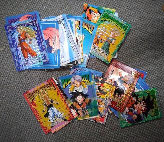 28 Cartas Memoriais Dragon Ball Lote2