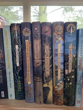 Książki różne dla dzieci młodzieży komplety zestawy YA