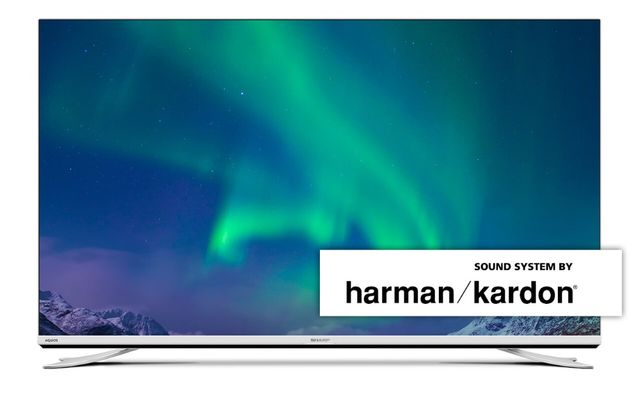 "Sharp 55"" XUF 8772E SmartTv, 4K UltraHD, YouTube,www, HitCena 1699zł"