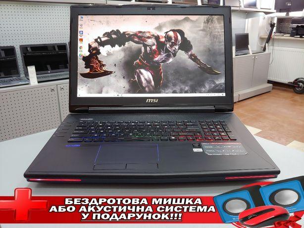 "MSI GT72 2QD/17.3""FullHD/i7-4720HQ/16GB/SSD 240GB x2/GTX 970M 3GB 2524"