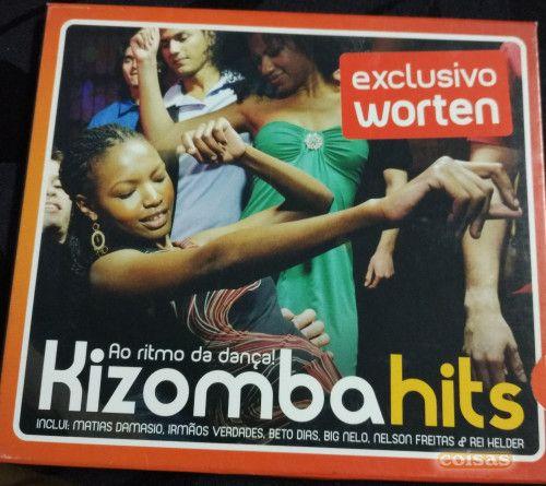 Kizomba hits Ao ritmo da dança! (CD Exclusivo worten)
