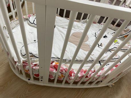 Кроватка stokke mini+sleepi