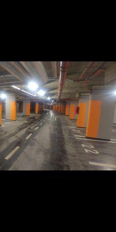 Miejsce postojowe w hali garażowej Garbary 104 Esencja parking