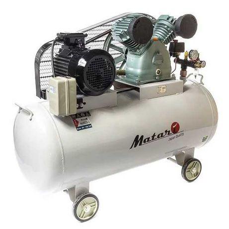 Компрессор повітряний Matari M405D30-3 3,0кВт,бак 200л,500л/хв