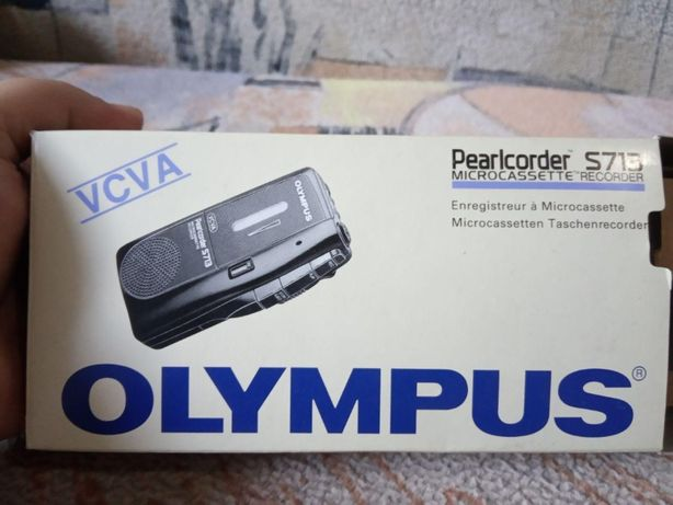 диктофон Olympus Pearlcorder S713
