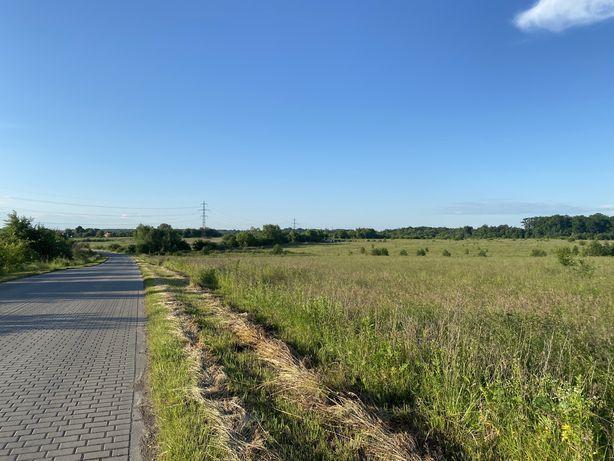 Ділянка 8 сот, 300 м від окружноі Львова в сторону Кротошина
