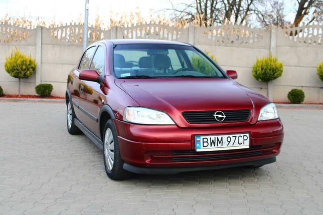 Opel Astra 1.6 benzyna gaz 127 tys km super stan