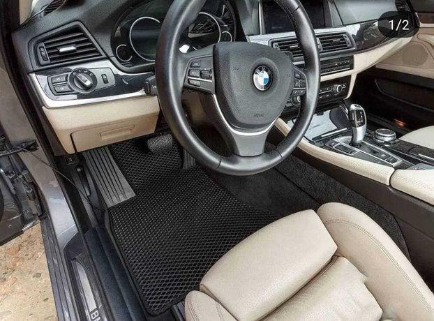 Коврики ЕВА EVA для BMW БМВ X5 X6 E36 E38 E39 E46 E60 53 F30 E70 F10