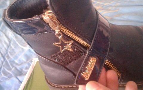 Деми ботиночки на девочку