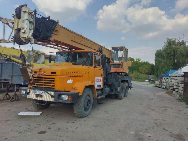 Автокран Краян 65101