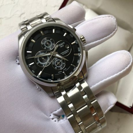 Мужские часы Tissot Couturier Automatic Bracelet