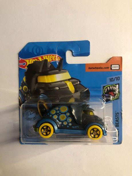 Hot Wheels Tricera-Truck*Treasure Hunt*Zabawki*Dla Dzieci*Rzadki*