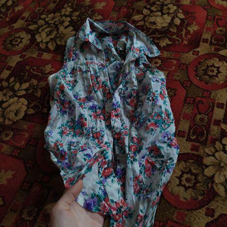 летняя блузка. размер
