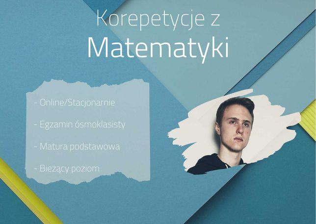 Korepetycje   Matematyka   Online   Stacjonarnie